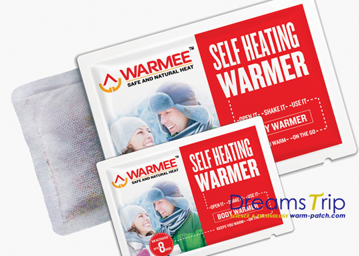 Long time Self Heating Warm Patch for Body paste with Natural healthy material
